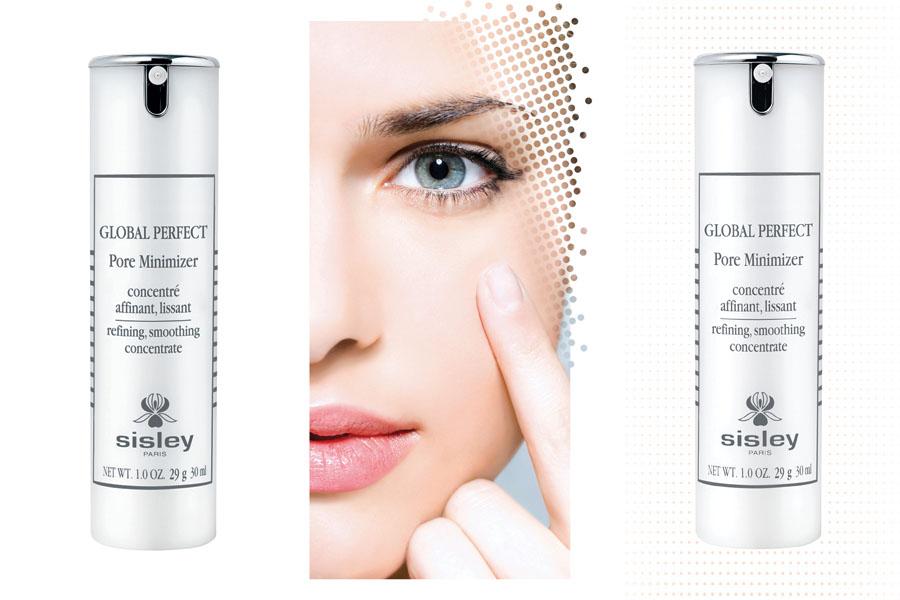Global Perfect Pore Minimizer - Sisley