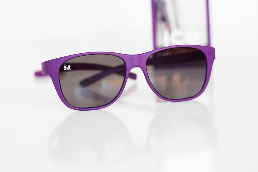 Lunettes mauves - Ice Watch