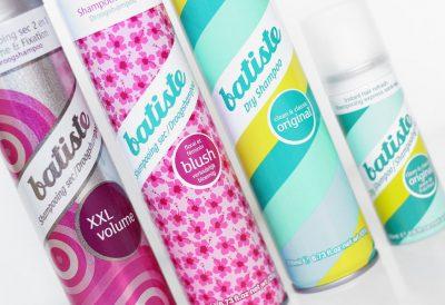Shampooing sec – Batiste