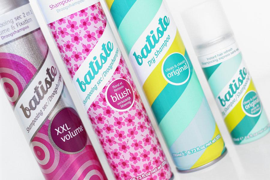 Shampooing sec - Batiste