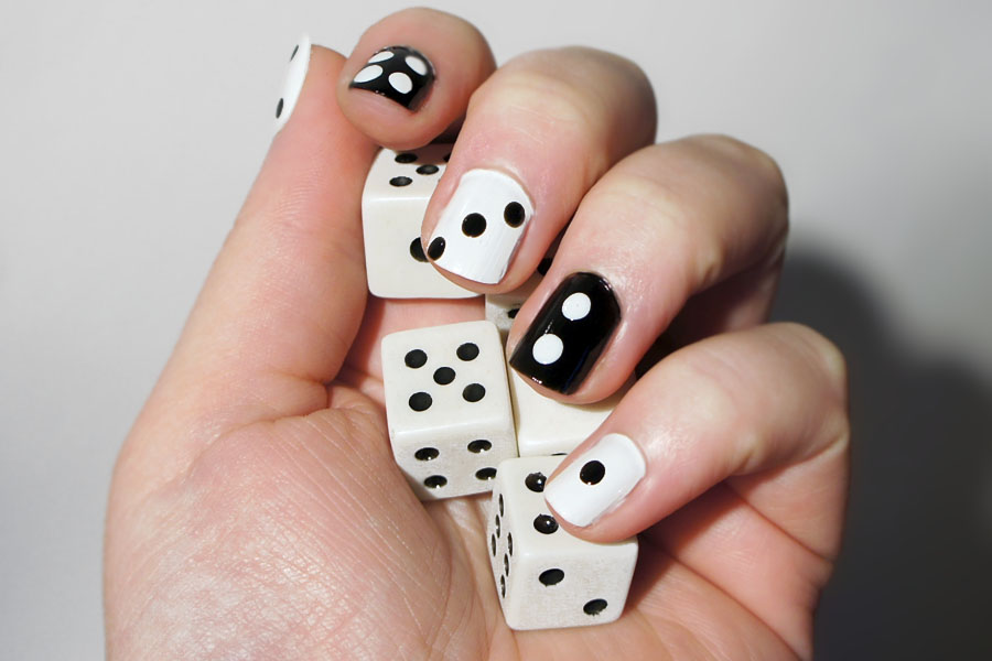exemple nail art facile