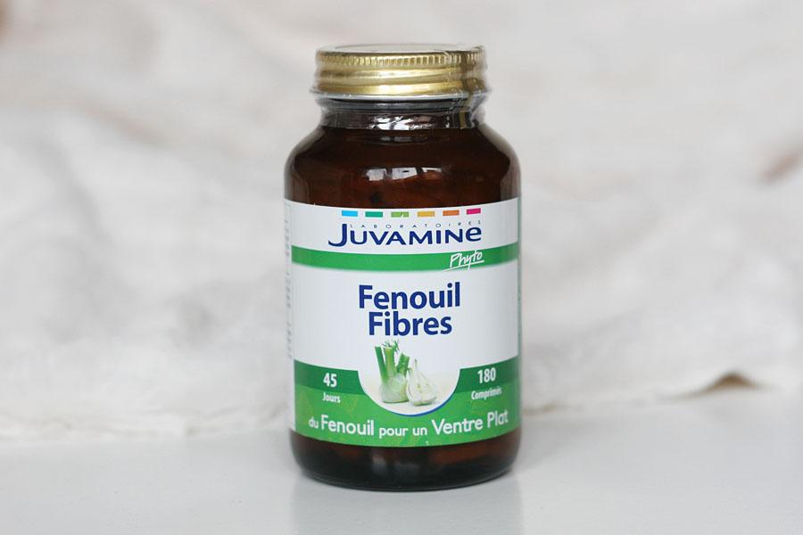 Comprimés Fenouil Fibres - Juvamine