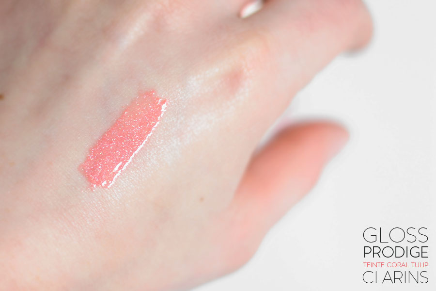 Gloss Prodige Coral Tulip - Clarins