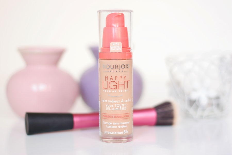 Fond de teint Happy Light - Bourjois