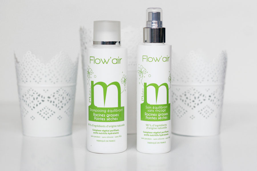 Masque naturel pour cheveux racine grasse pointe seche