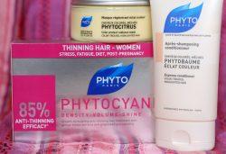 On prend soin de nos cheveux avec Phyto!