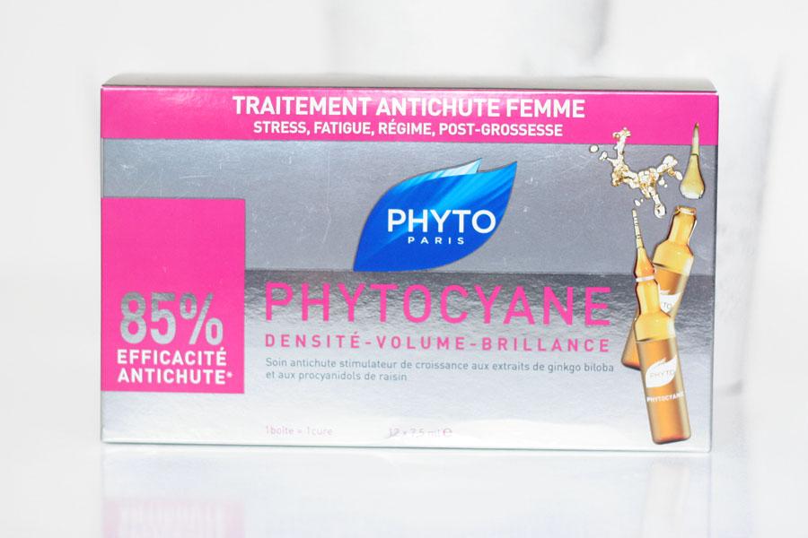 Traitement pour les cheveux Phytocyane - Phyto