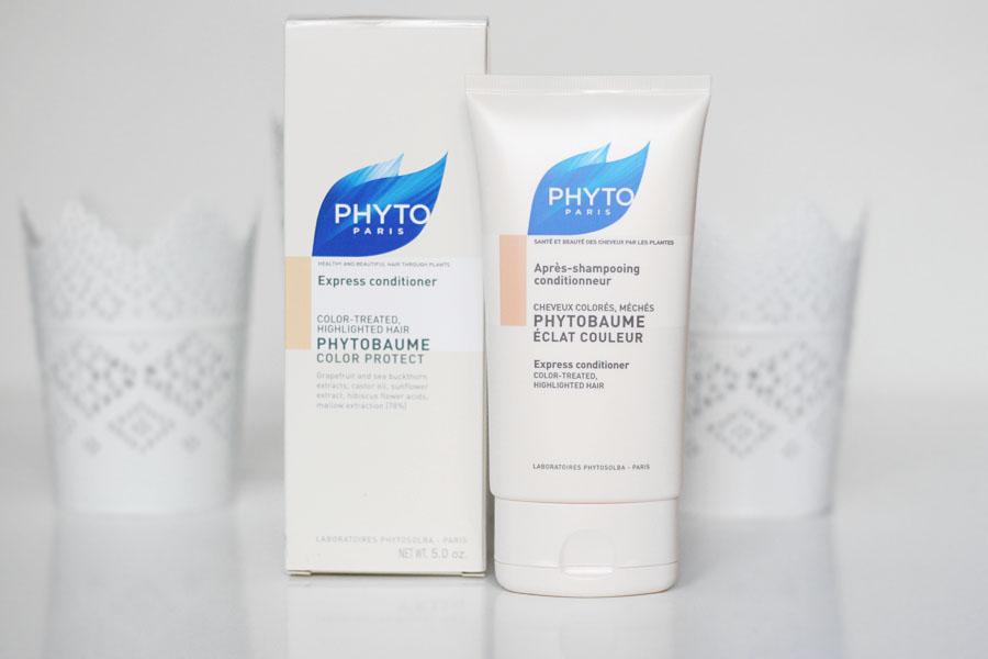 PhytoBaume Après-Shampooing Éclat Couleur - Phyto
