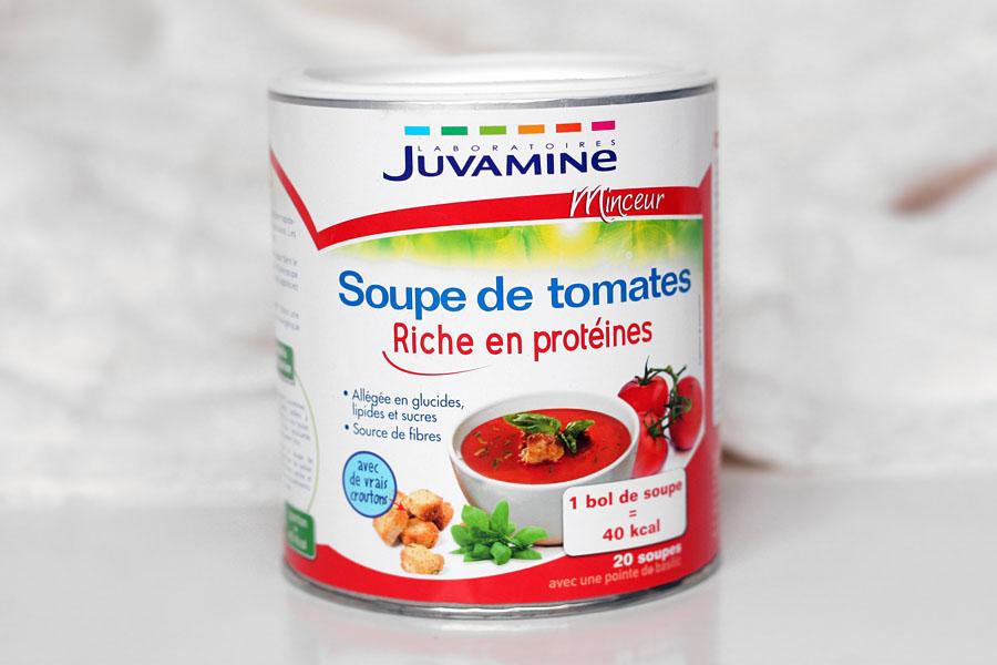 Soupe Tomate - Juvamine