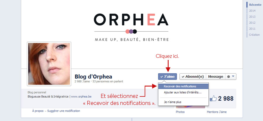 Tutoriel Fan Page Facebook
