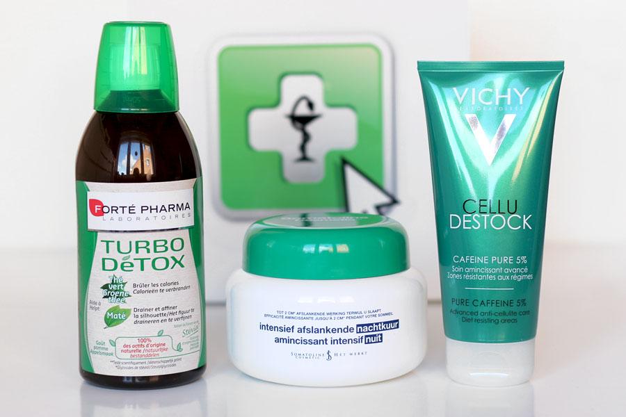 Produit detox en pharmacie – Régime pauvre en calories