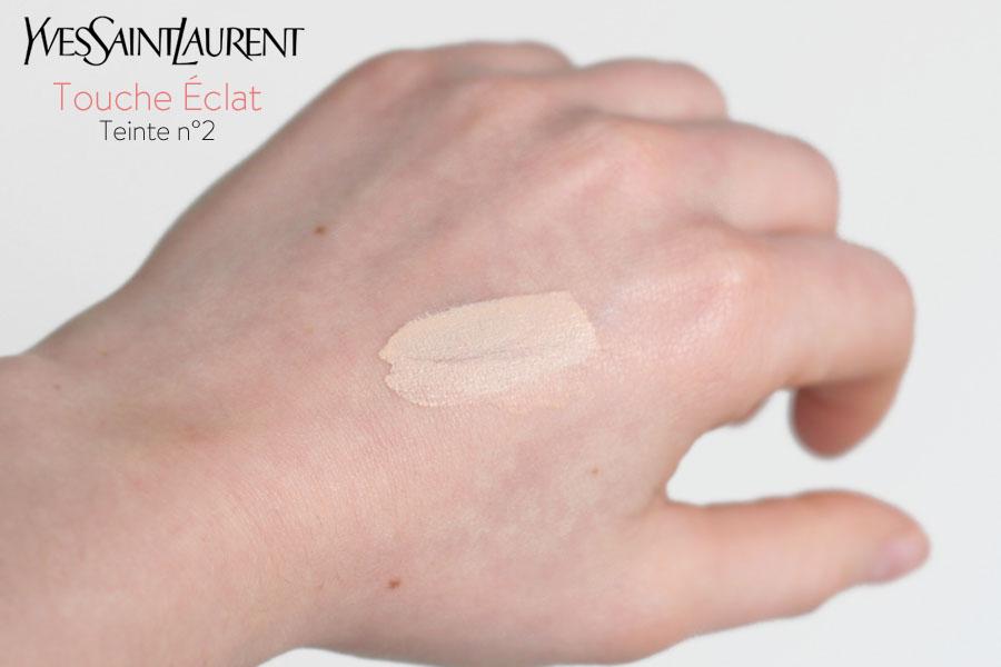 Touche Éclat n°2 - Yves Saint Laurent