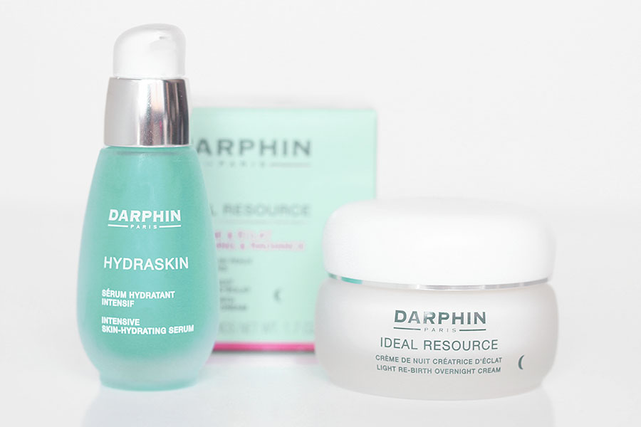 Hydraskin & Ideal resource - Darphin