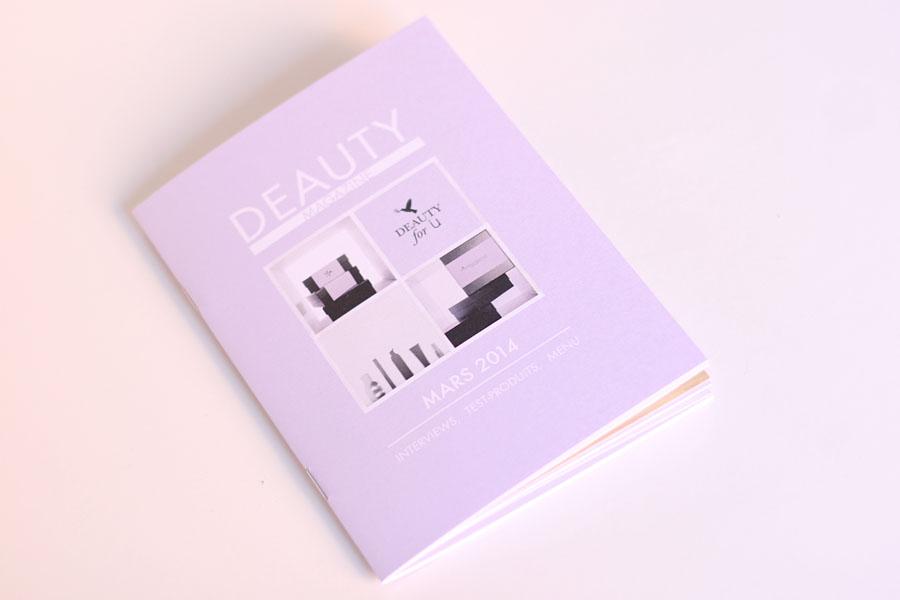 Deauty for iU - Mars 2014