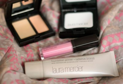 Make-up 100% Laura Mercier !