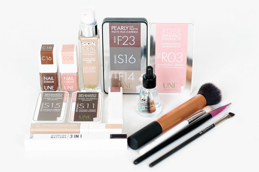 Maquillage 100% UNE