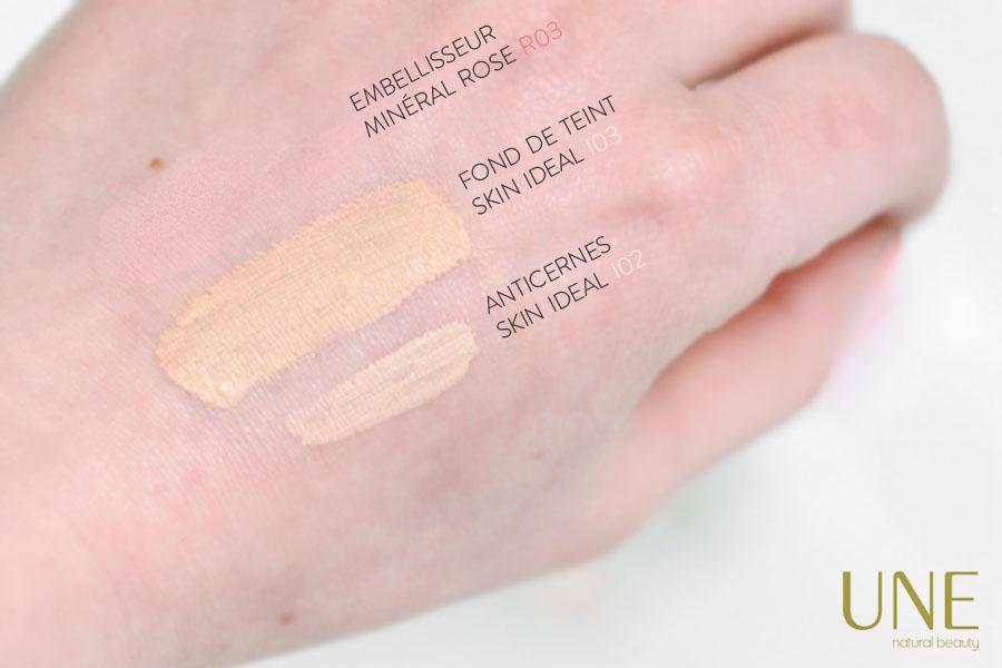 Maquillage 100% UNE / Le teint