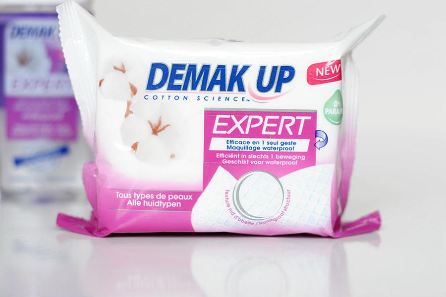 Lingettes démaquillantes Visage & Yeux Expert - Demak'Up