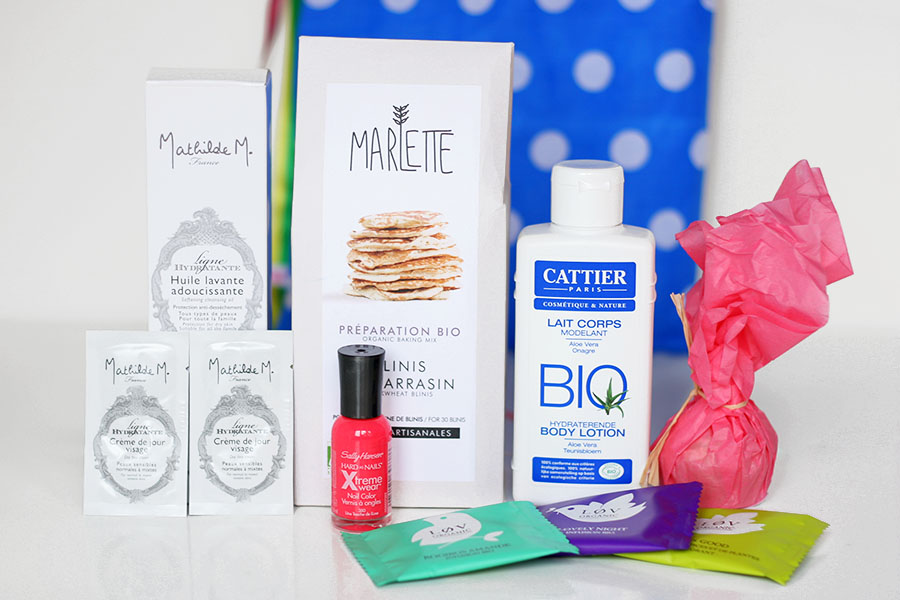 La Boîte d'Hortense spéciale fête des mères