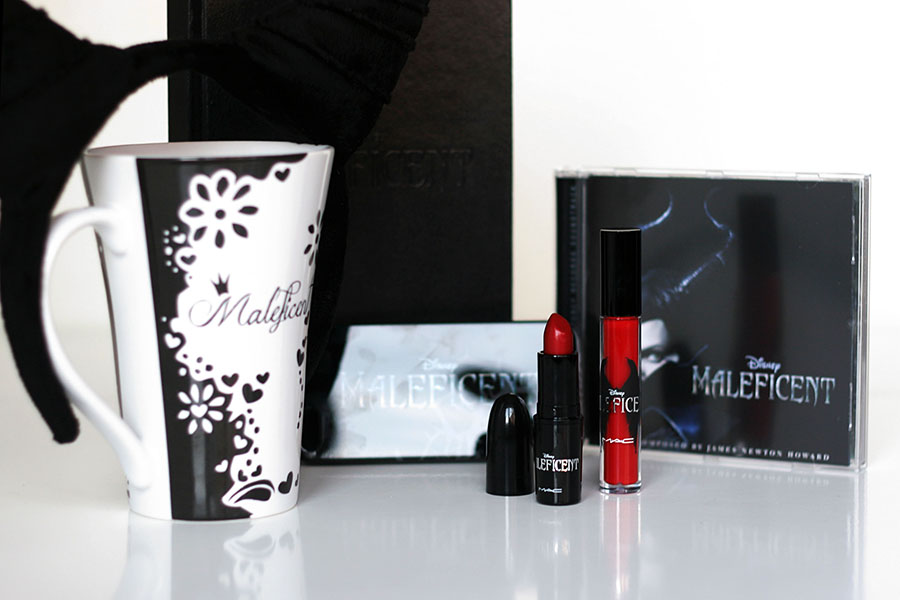 Maleficent by Disney & MAC