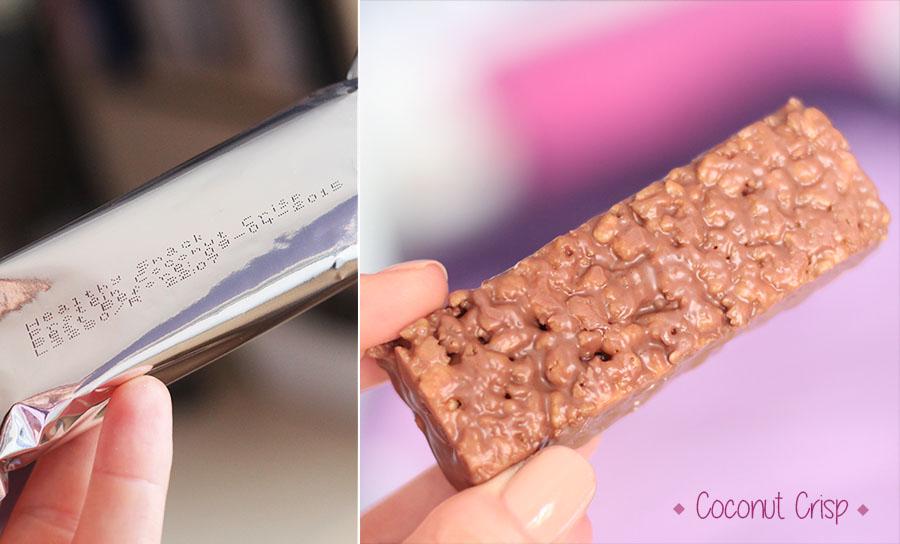 Régime Hyperprotéiné 5D Kit Pharma - Mithra / Barre Coconut Crisp