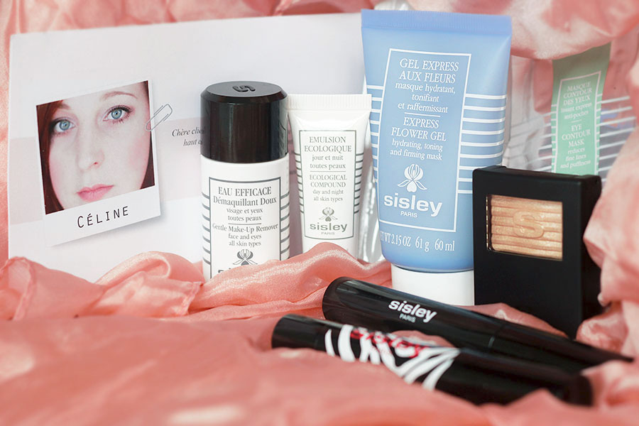 Orphea beauty box - Sisley