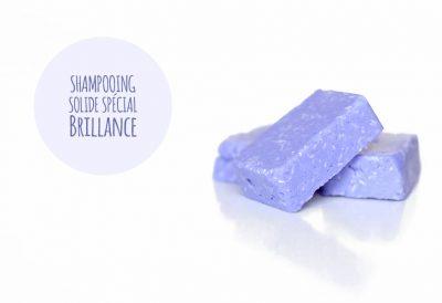 Shampooing solide spécial brillance fait maison !