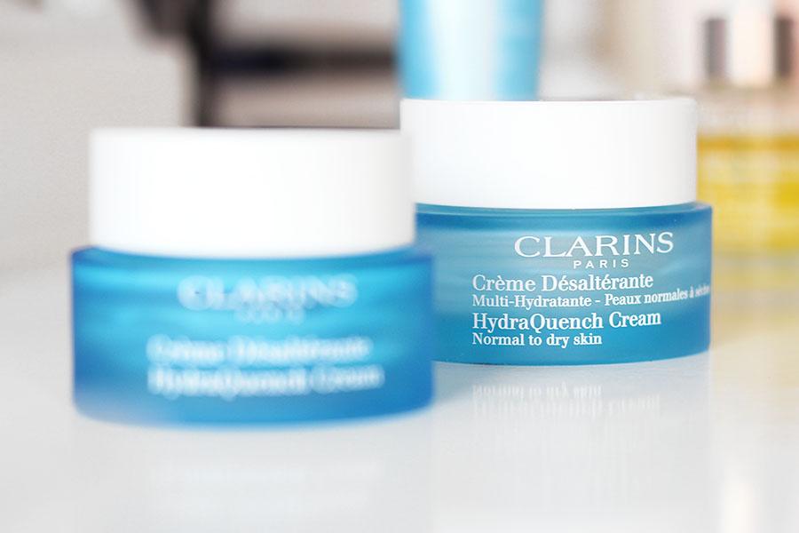 Crème Désaltérante peaux normales à sèches - Clarins