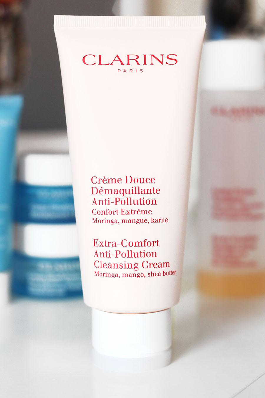 Crème Douce Démaquillante Anti-pollution - Clarins