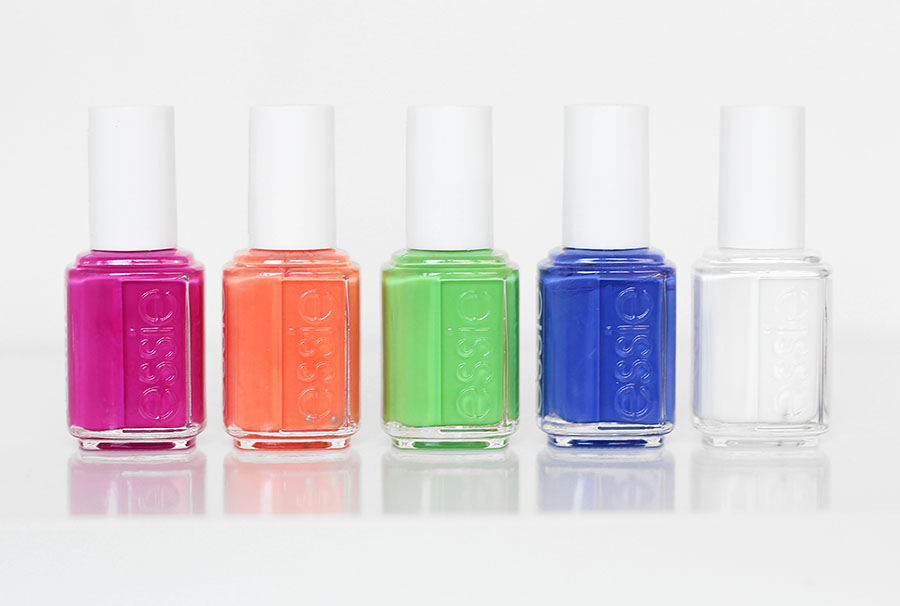 Neon Collection 2014 - Essie
