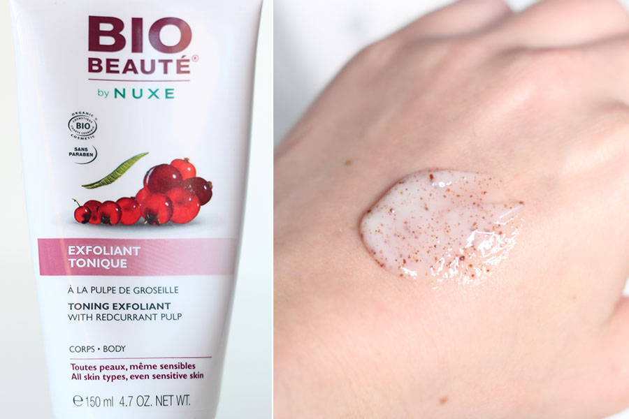 Exfoliant Tonique - Nuxe Bio Beauté