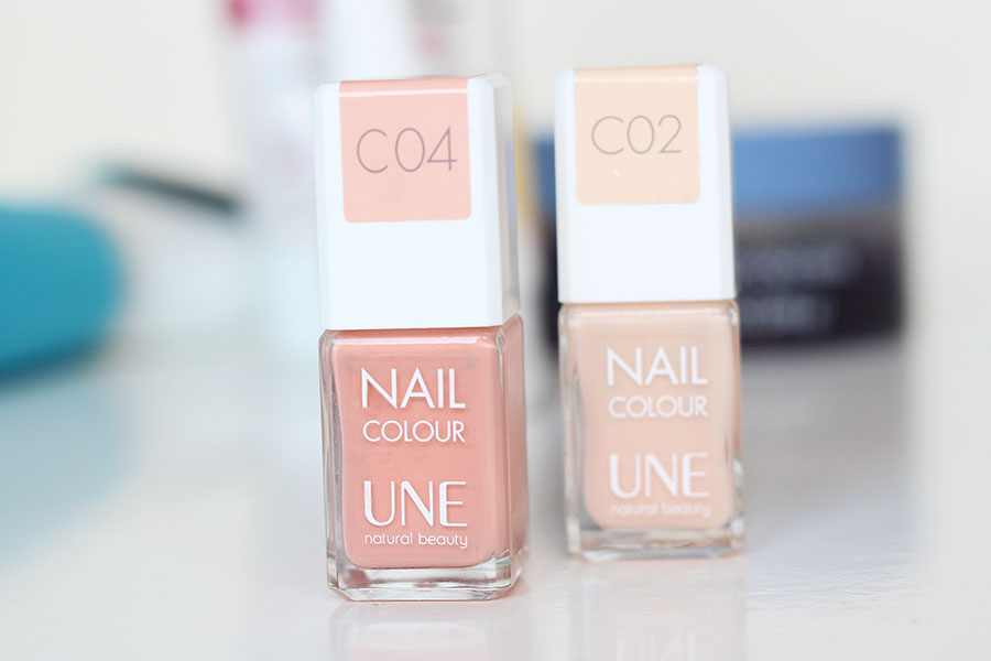 Vernis Nail Colour - UNE