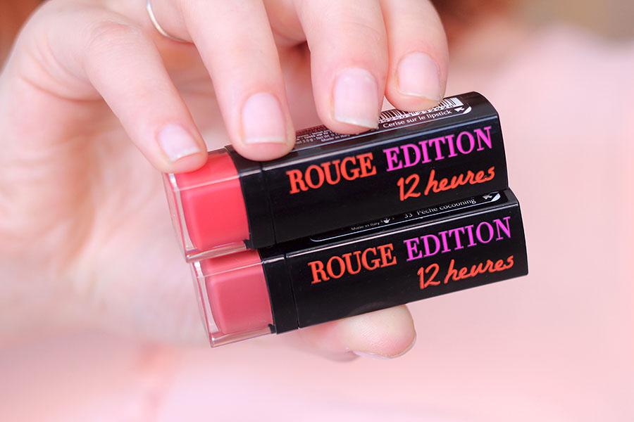 Rouge Edition 12 heures - Bourjois