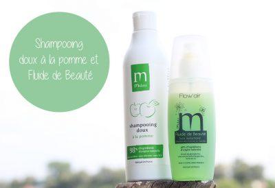 Shampooing Doux à la Pomme et Fluide Beauté – Mulato