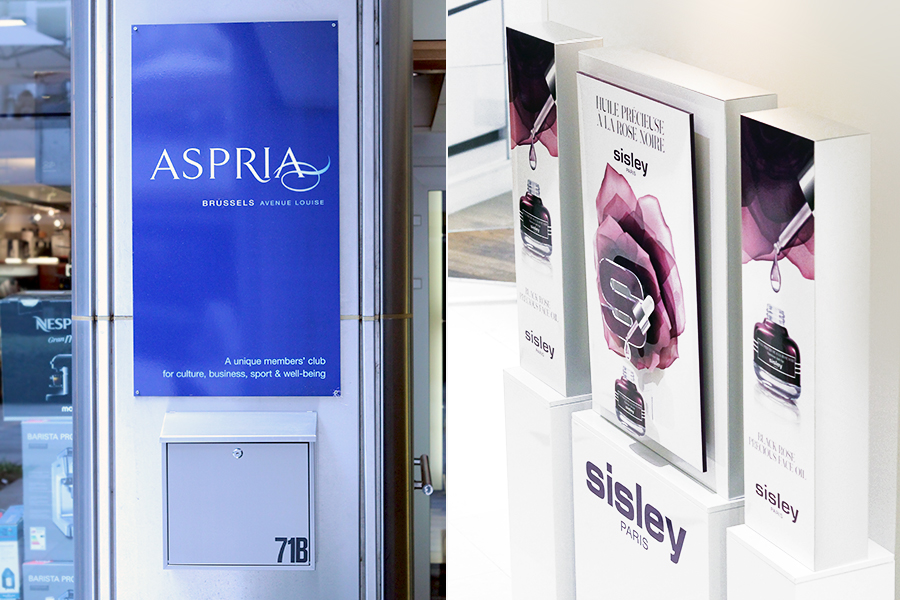 Sisley débarque chez Aspria !