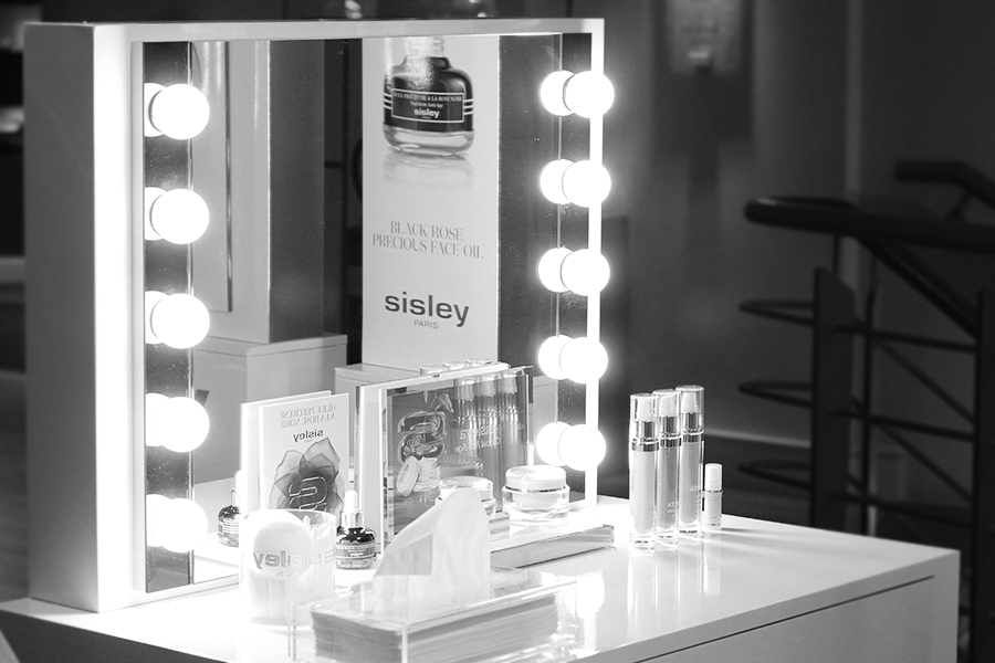 Sisley débarque chez Aspria ! / Make-up