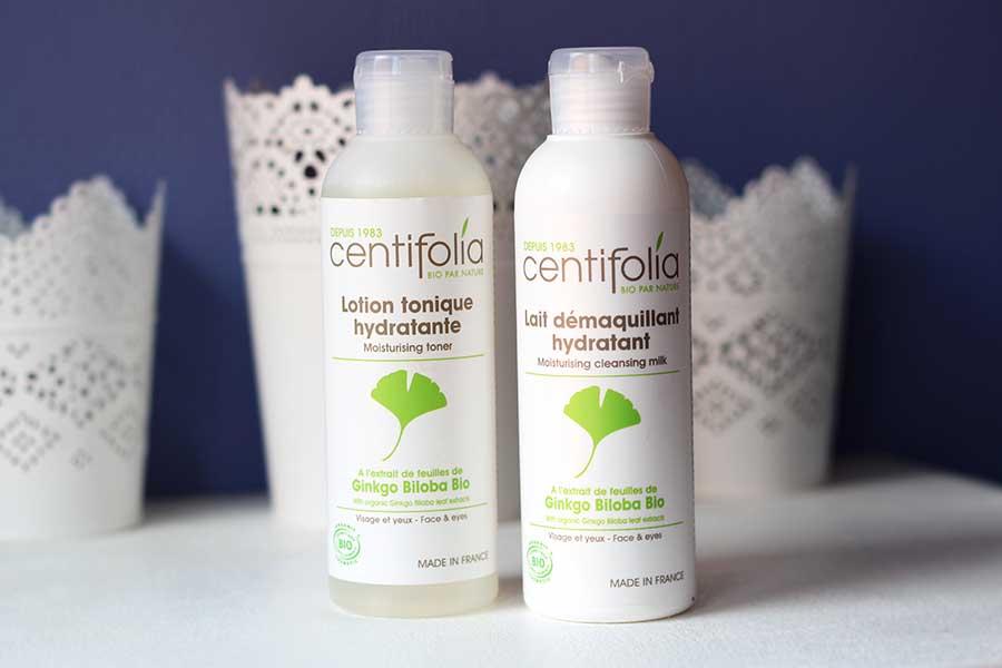 Soins visages hydratants & bio - Centifolia