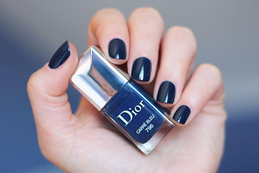 Vernis n°796 Carré Bleu - Dior