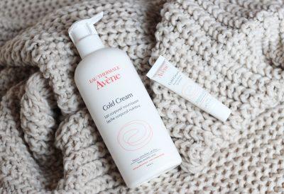 Cold Cream, la gamme indispensable pour l'hiver !