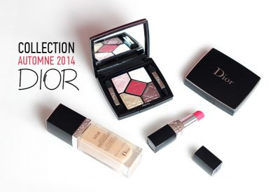 Collection Automne 2014 / Make-up – Dior