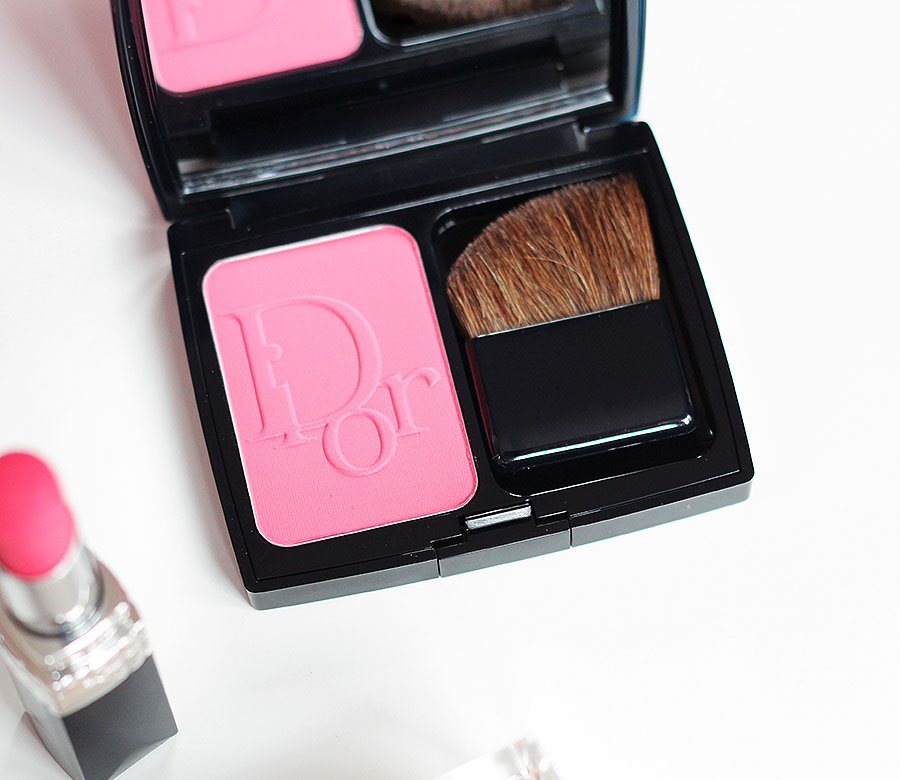 Collection Automne 2014 - Dior / Blush n°881 Rose Corolle