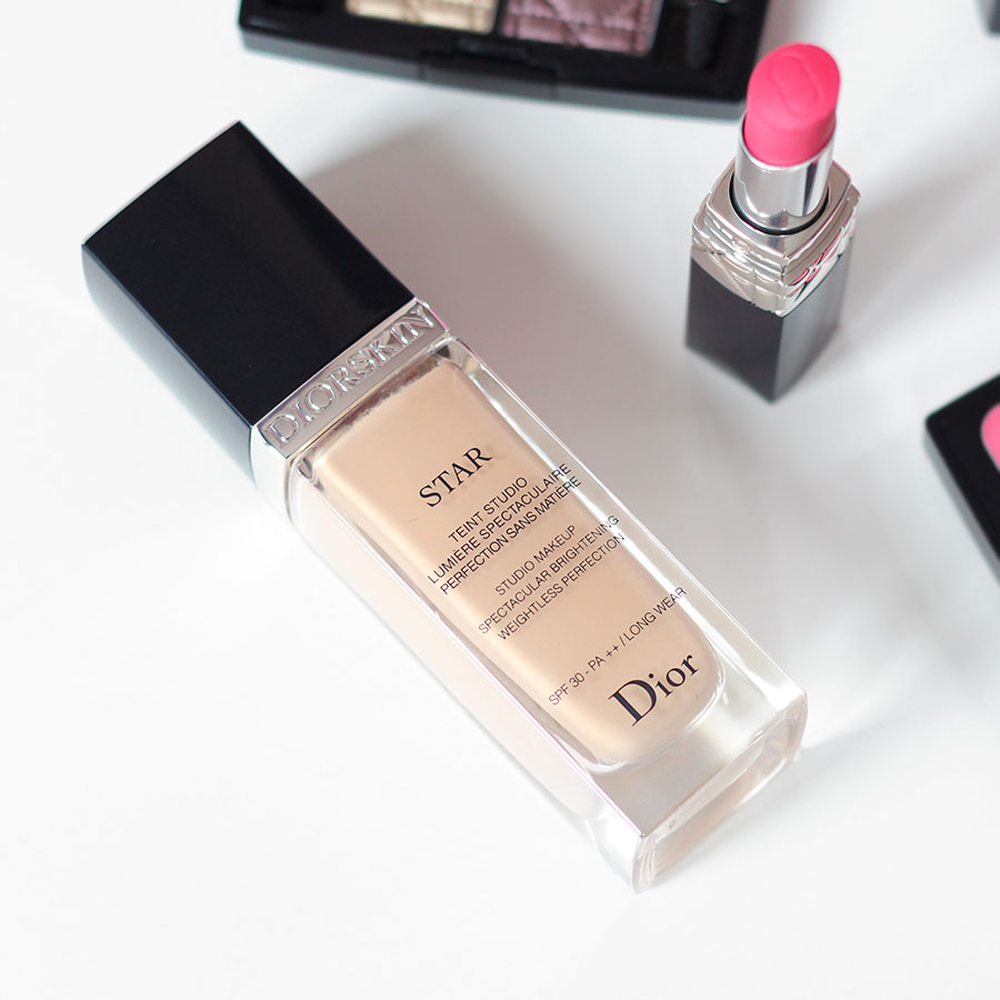 Collection Automne 2014 - Dior / Dior Skin Star n°010