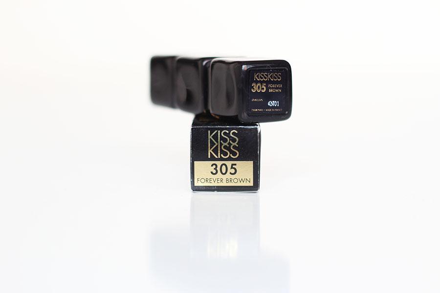 Kiss kiss n°305 Forever Brown - Guerlain