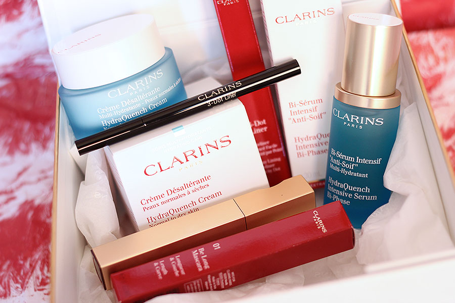 Pack Hiver - Clarins