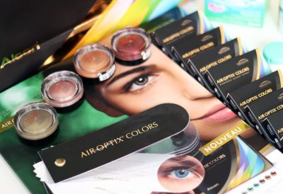 Lentilles Air Optix Colors – Alcon