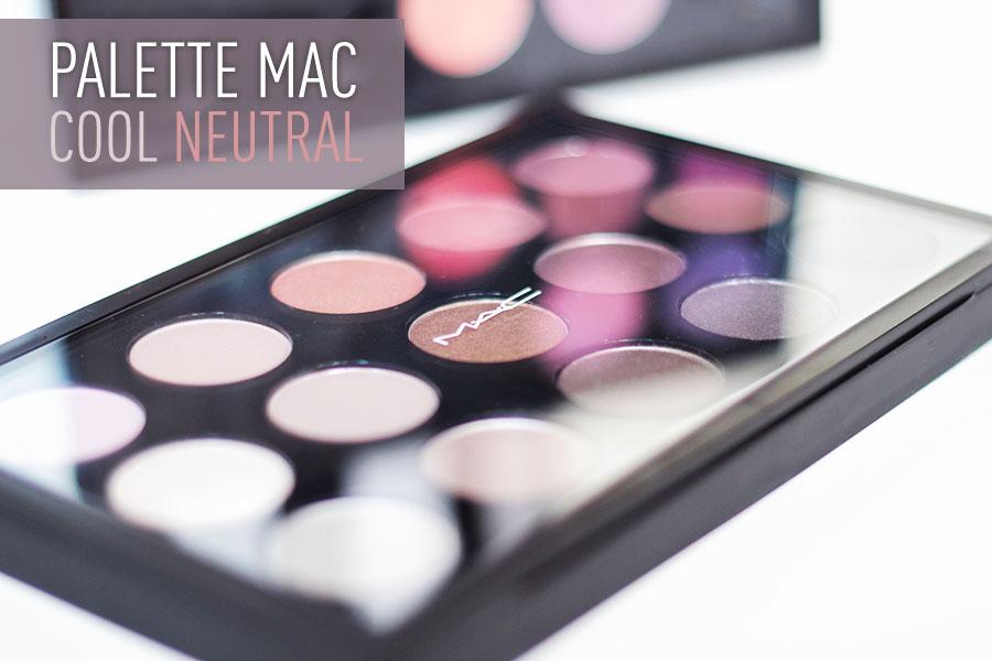 Palette Cool Neutral - MAC