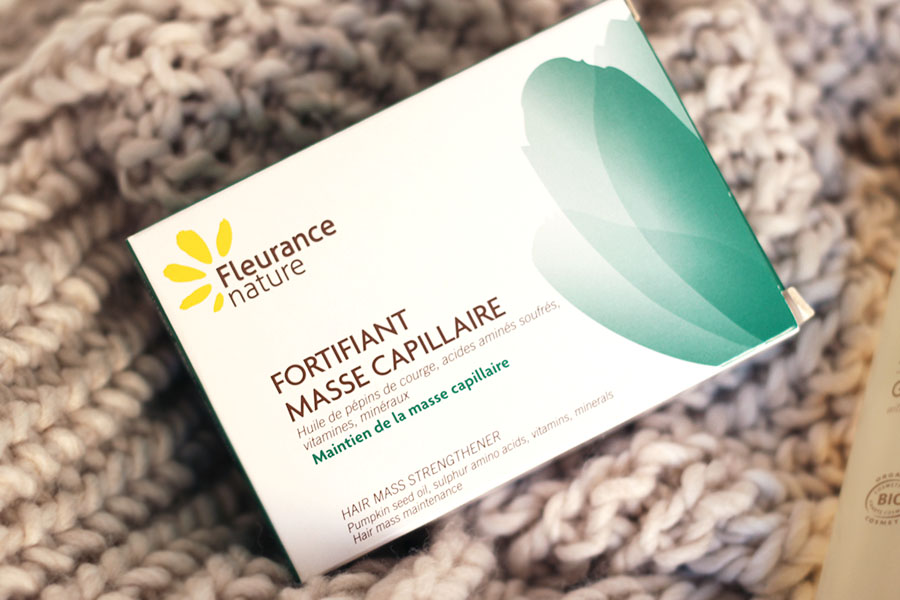 Fortifiant masse capillaire - Fleurance Nature