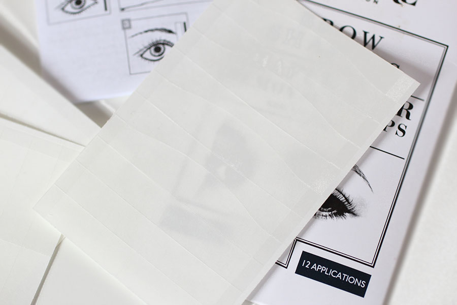 Brow Shapers Removal Strips - Eylure London
