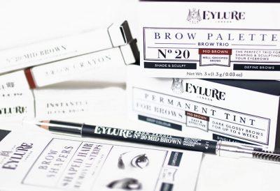 Les produits pour les sourcils Eylure