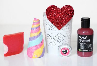 Collection Saint Valentin – Lush